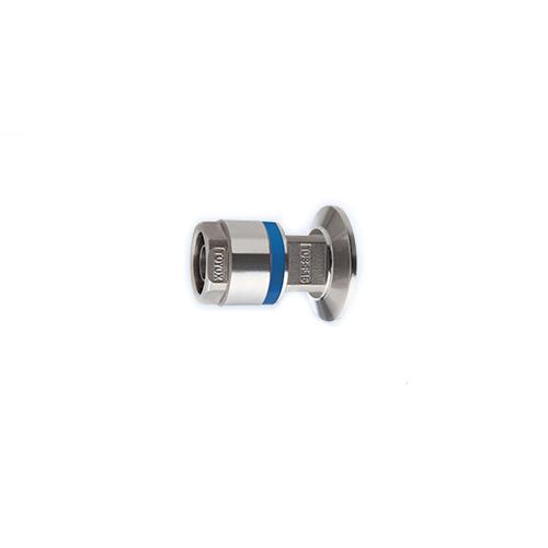 トヨックス:トヨコネクタTC3-F型樹脂リング付 型式:TC3-F19-1S-GR