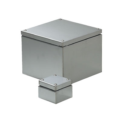 未来工業:ステンレスプールボックス(水切り防水) 型式:SUP-2510P