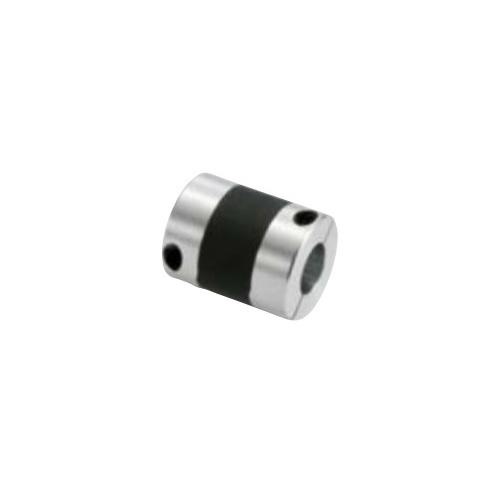 鍋屋バイテック:フレキシブルカップリング カプリコン-高減衰能ゴムタイプ-標準タイプ 型式:XGT2-68C-20-25