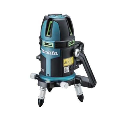 マキタ:充電式 屋内・屋外兼用墨出し器 型式:SK505GDZ