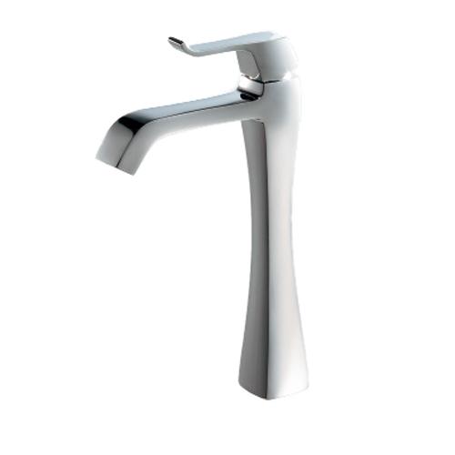 カクダイ:シングルレバー立水栓(ミドル) 型式:716-239