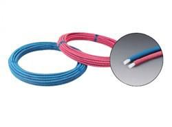 未来工業:ガードフレキ(架橋ポリエチレン管) 給湯用(ピンク) 型式:GPX2-13-P4