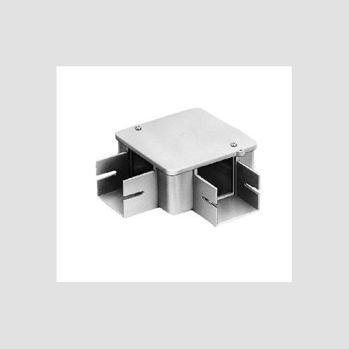 未来工業:プラスチックダクト用 分岐ボックス 2方出(L) 型式:PDB-1020L