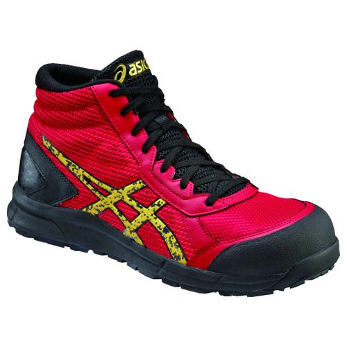 アシックス:作業用靴 ウィンジョブ CP104 型式:FCP104.2394-27.5