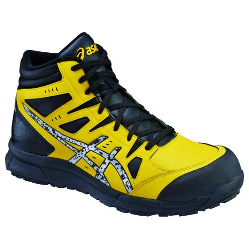 アシックス:作業用靴 ウィンジョブ CP105 型式:FCP105.0393-27.0