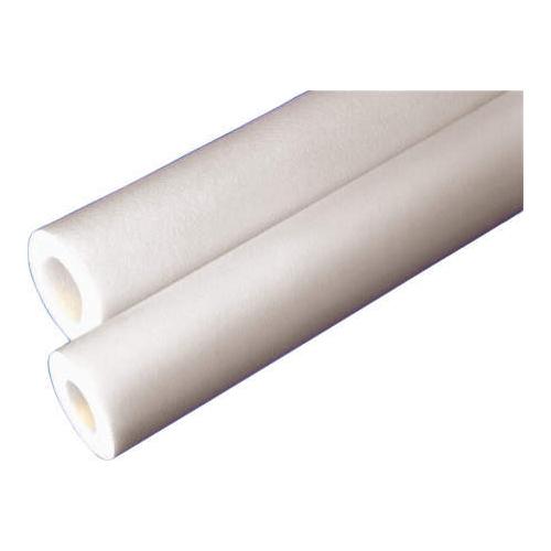因幡電機産業:断熱パイプカバー 丸棒タイプ(フィルム無し) 型式:PMN-28-20(1セット:12個入)