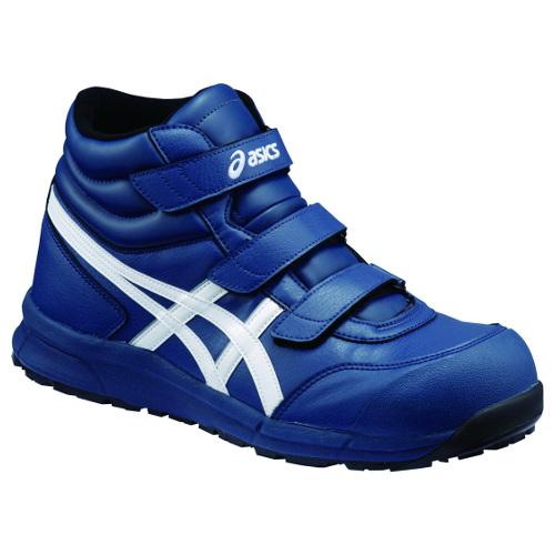 アシックス:作業用靴 ウィンジョブ CP302 型式:FCP302.5001-27.5