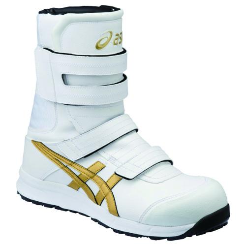 アシックス:作業用靴 ウィンジョブ CP401 型式:FCP401.0194-27.5