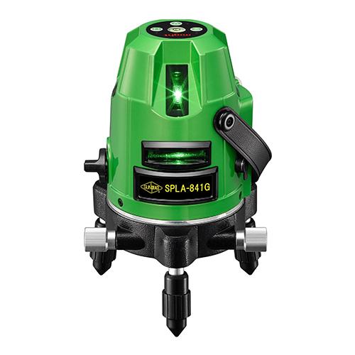 ヒシヒラ:グリーンレーザー墨出器 型式:SPLA-841G