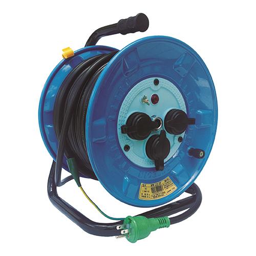 ヒシヒラ:電工ドラム(防雨型) 型式:NPW-E33-SP