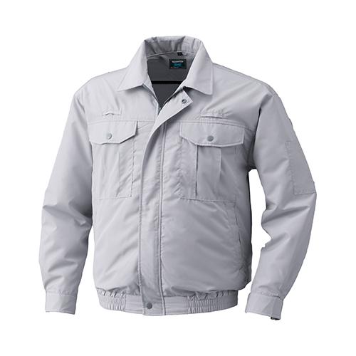空調服:ポリエステル製フルハーネス仕様空調服(リチウムイオン大容量バッテリーセット) 型式:054FG22C06S3