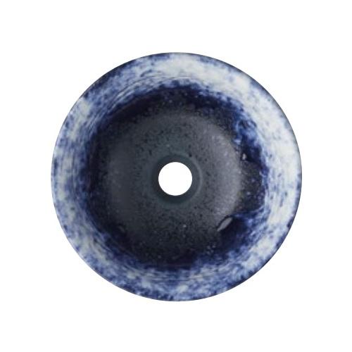 SANEI(旧:三栄水栓製作所):手洗器(埋込型) 利楽 碧空 型式:HW10230-016