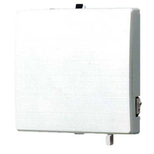 パナソニック:パイプファン 壁・天井取付形 角形インテリアパネル形 型式:FY-08PS9D-W