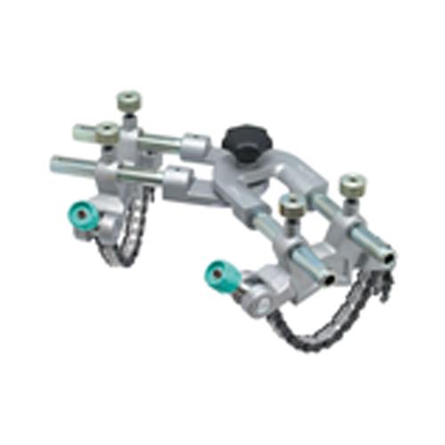 大人の上質  (ハンドル付き) MCCコーポレーション:ソケットエルボチーズクランプ 型式:ESE-100:配管部品 店-DIY・工具