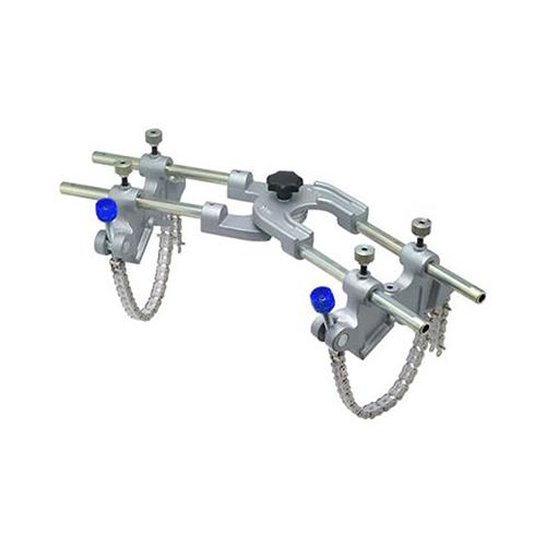 MCCコーポレーション:ソケットベンドチーズクランプ 200 型式:ESEI-20N