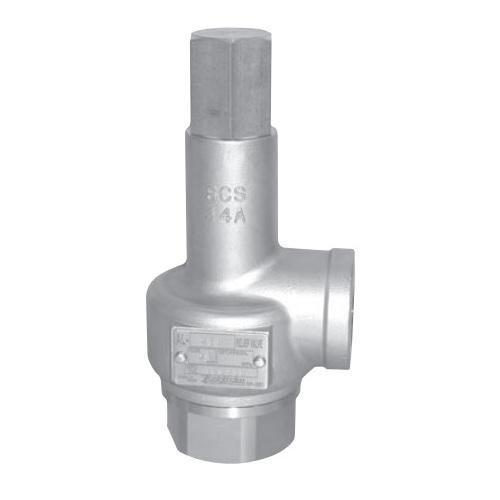ヨシタケ:安全弁 型式:AL-250-15A(C)