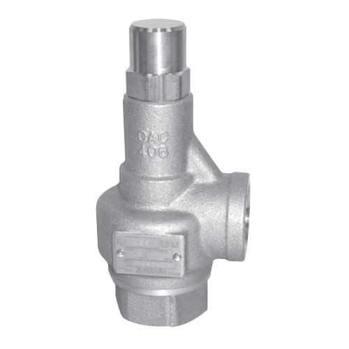 ヨシタケ:安全弁 型式:AL-260-20A(E)
