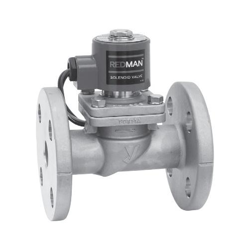 ヨシタケ:電磁弁 型式:DP-100F-32A(AC100/200V)