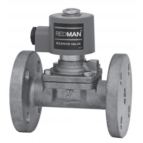 ヨシタケ:電磁弁 型式:DP-200F-50A(AC100/200V)
