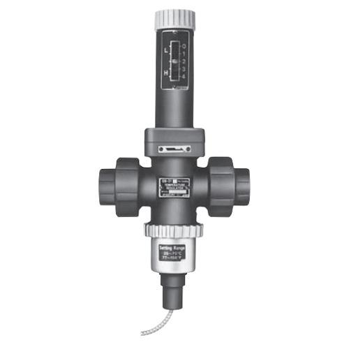 希少 黒入荷! 型式:OB-31U-15A(70-150℃):配管部品 店 ヨシタケ:温度調整弁-DIY・工具