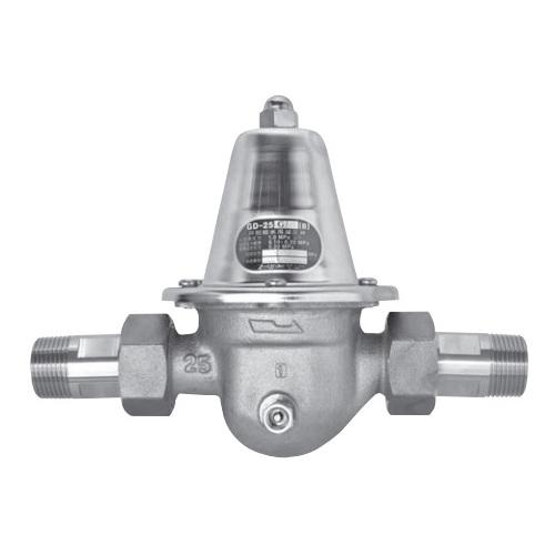 ヨシタケ:住宅設備機器 給水用減圧弁 型式:GD-25GJ-25A(B)