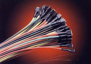 ハギテック:G5-CB(薄肉難燃ポリオレフィン熱収縮チューブ) 黒 型式:G5CB-18.0(1セット:100m入)