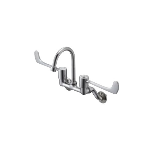 SANEI(旧:三栄水栓製作所):ツーバルブ混合栓 型式:K211H-1-13