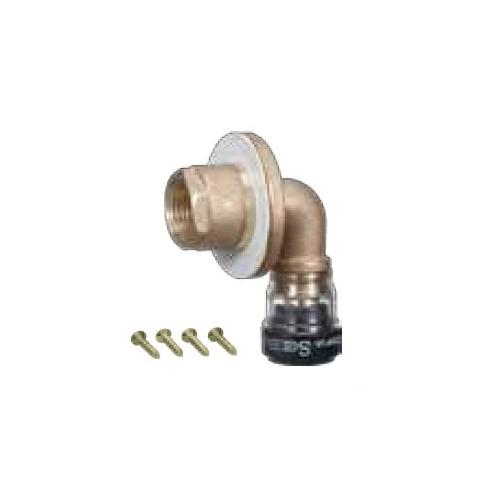 積水化学工業:エスロカチットS ユニットバスエルボ 型式:SMUB13L(1セット:8個入)