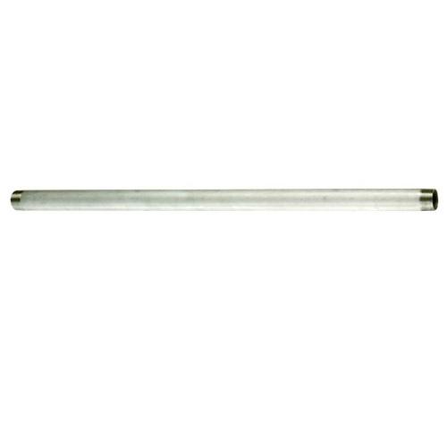 日東バルブ:フートバルブ用サクション管(フート管) 型式:サクション管α型 ネジ×ネジ SUS304-50A-1000