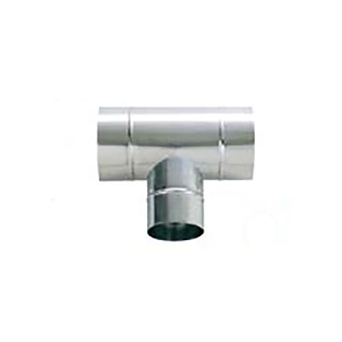 東洋アルチタイト産業:ステンレス製スパイラルダクト T管 型式:SD150T