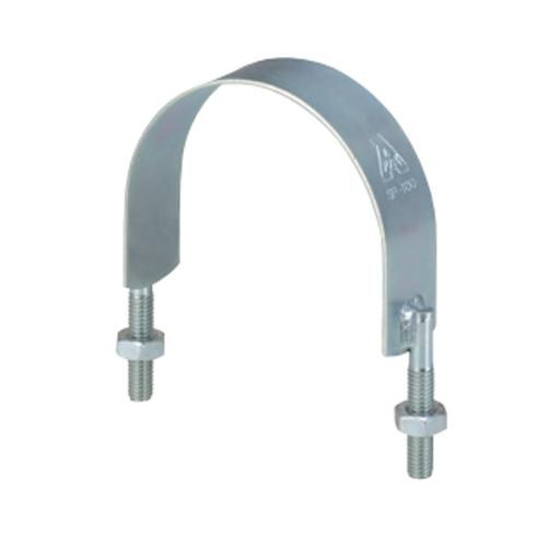 安売り 配管副資材 配管支持金具 最安値挑戦 サドルバンド 型式:A22724-0050 アカギ:SPUバンド