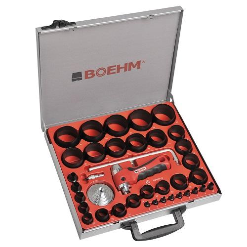 ボエム(BOEHM):穴あけポンチ ボエム 型式:JLB260PACC