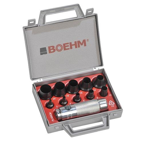 ボエム(BOEHM):穴あけポンチ ボエム 型式:JLB320CM