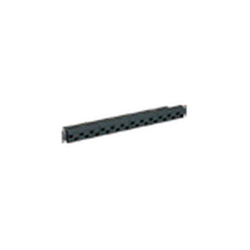 パナソニック:モジュラ型パッチパネル ブラック 型式:NR21228B