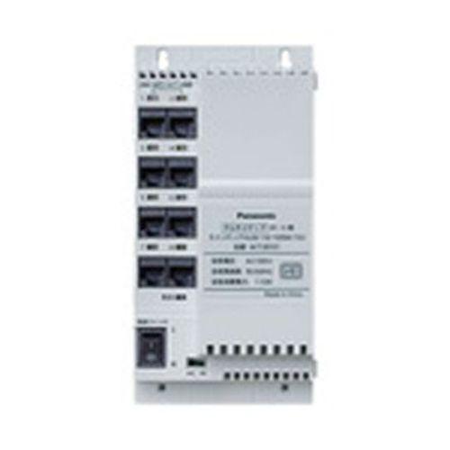 パナソニック:マルチメディアポート用スイッチングHUB 型式:WTJ8501K