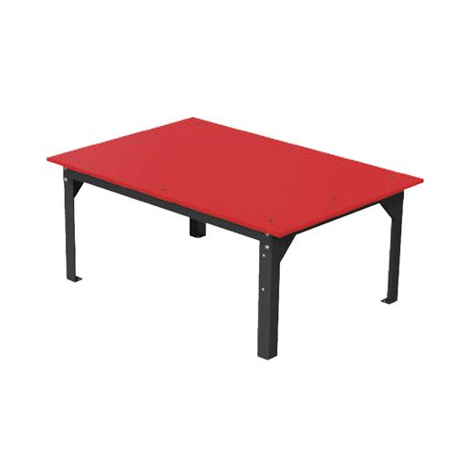 ジェフコム:バンキャビネット(テーブル) 型式:SCT-TS04
