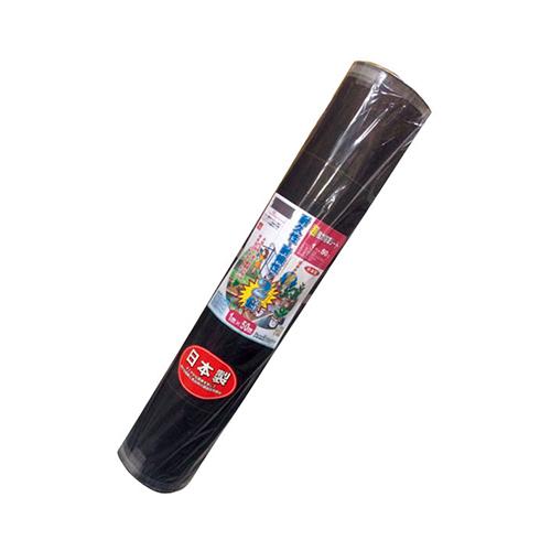 キンボシ:超強力防草シート 黒 1x50m巻 型式:#7634