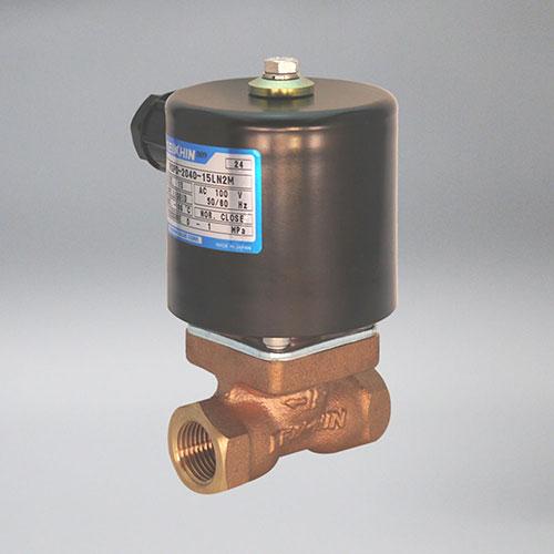 ケイヒン:VSPD-LN2Mシリーズ 液体窒素用 (液体窒素用電磁弁) 型式:VSPD-2040-15LN2M (AC200V)