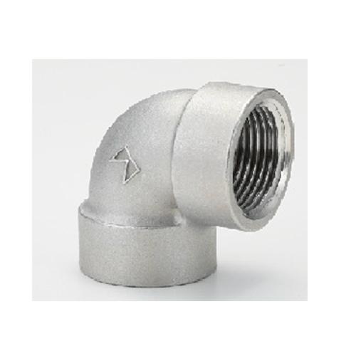 キッツ(KITZ):ステンレス鋼製ねじ込み継手(エルボ) 型式:KITZ-PLZN-100