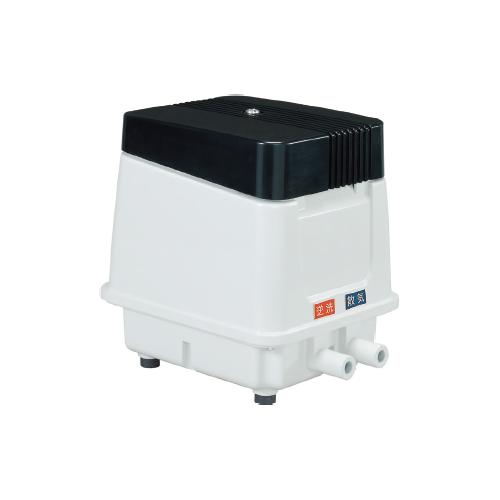 安永エアポンプ:電磁式エアーポンプ タイマー付 型式:EP-80ER