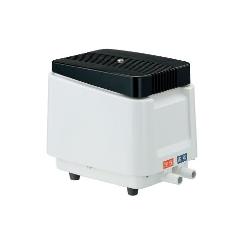 安永エアポンプ:電磁式エアーポンプ タイマー付 型式:EP-100H2T(S)L