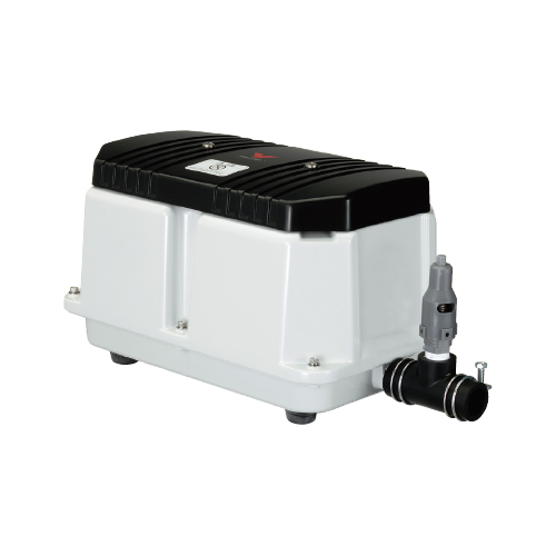 安永エアポンプ:電磁式エアーポンプ 型式:LW-300A-50Hz