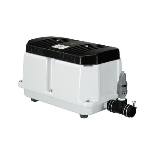 安永エアポンプ:電磁式エアーポンプ 型式:LW-300A3-50Hz