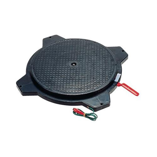 サカエ:クルクル回転盤・樹脂製 型式:PS-36DD