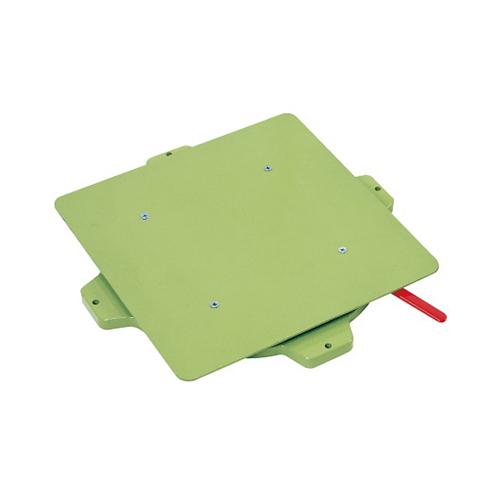サカエ:クルクル回転盤・樹脂製 型式:PS-40ST