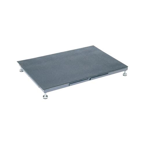 サカエ:足踏台(すべり止めマット付)連結タイプ低床用 型式:SA-0960N