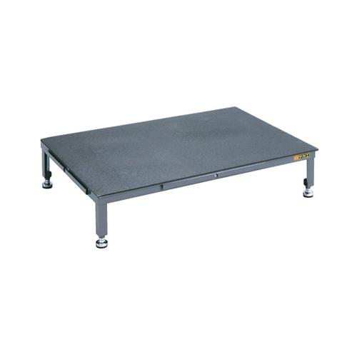 サカエ:足踏台(すべり止めマット付)連結タイプ高床用 型式:SA-0945HN
