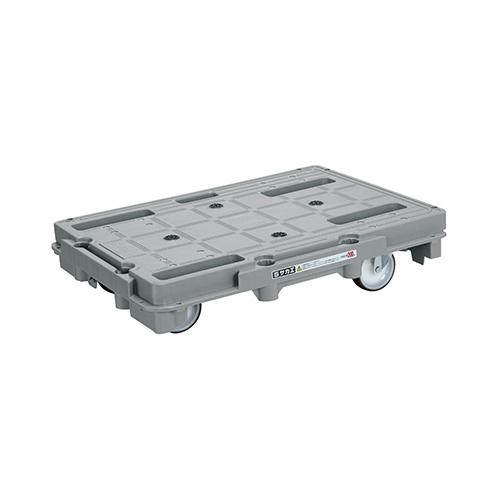 サカエ:樹脂台車(スタッキング・連結仕様) 型式:SCR-800S