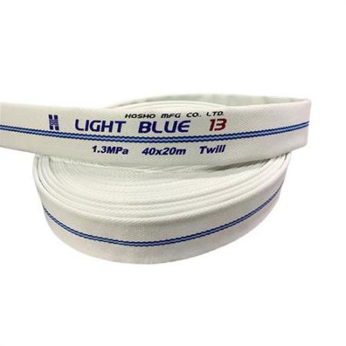 報商製作所:ライトブルーホース2 1.3MPa 型式:HL-300(75A×10m)