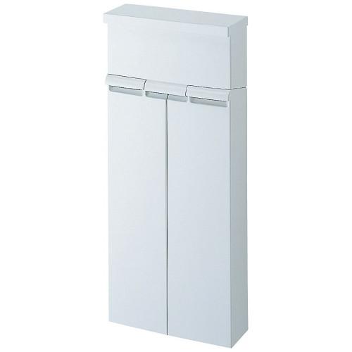 LIXIL(INAX):壁付収納棚 型式:TSF-100/WA